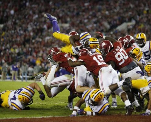 Biggest College Football Rivalries