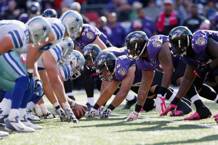 The Best Cowboys And Ravens Game  Images