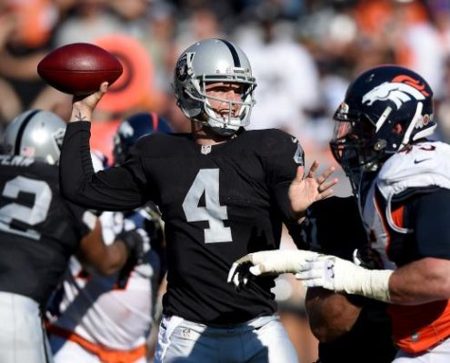 Broncos vs. Raiders