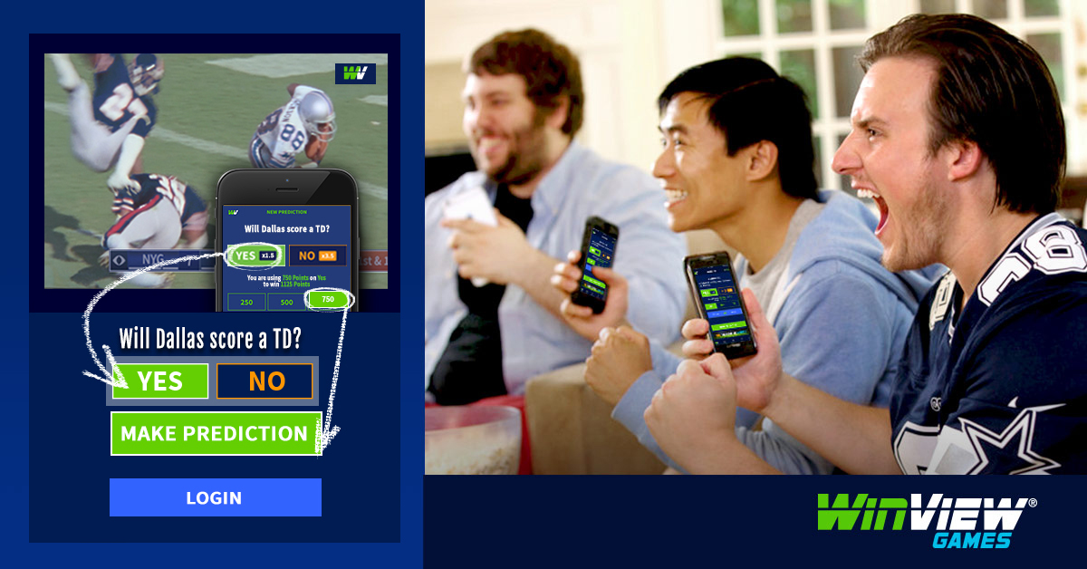 WinView Live NFL Predictions