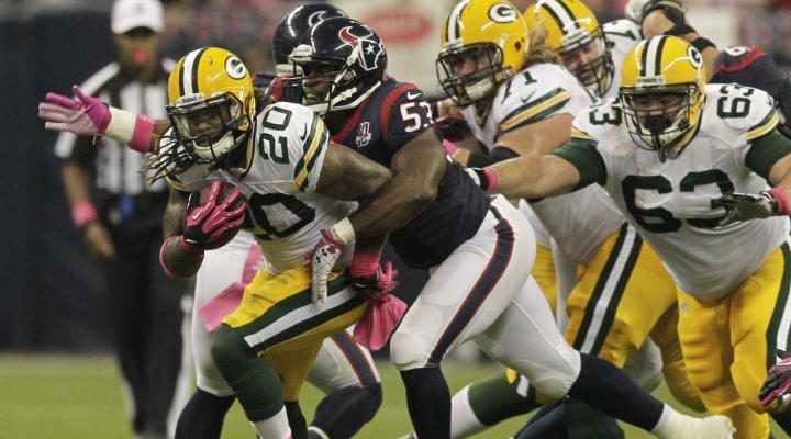 Texans vs Packers