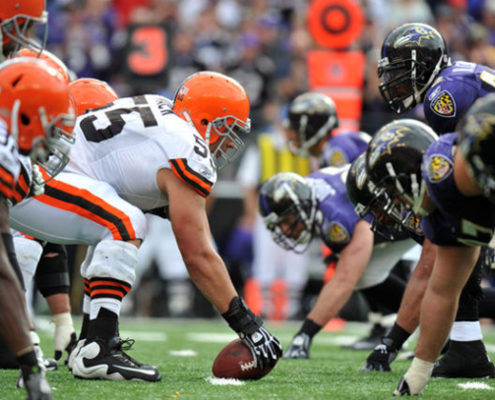 ravens vs browns week 10