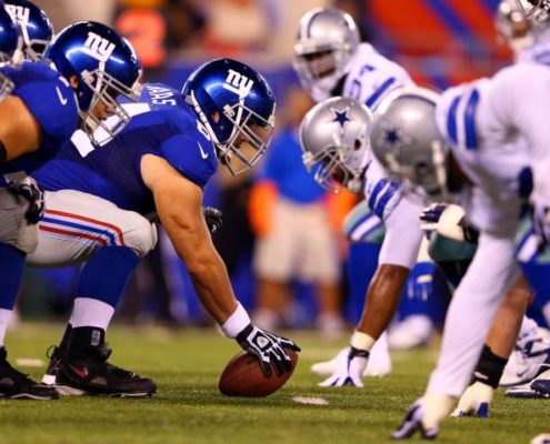 Cowboys vs Giants