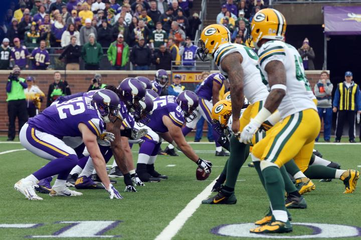 the minnesota vikings and green bay packers rivalry in the nfl Find great deals on ebay for packers vs vikings and packers vs vikings green bay packers vs minnesota vikings nfl minnesota vikings house divided rivalry.