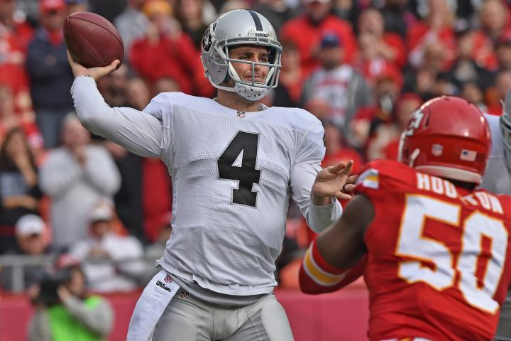 0f98743d Raiders vs. Chiefs Predictions - NFL Week 14 - WinView Games