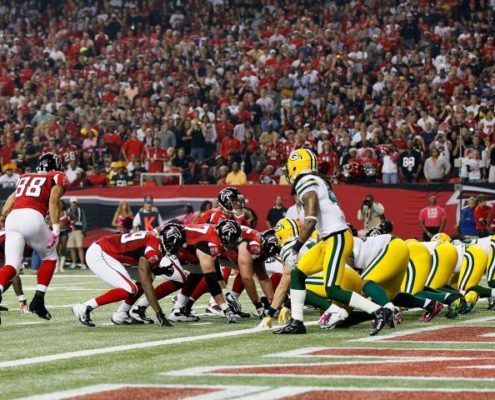 Packers vs Falcons
