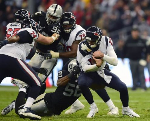 Raiders vs Texans