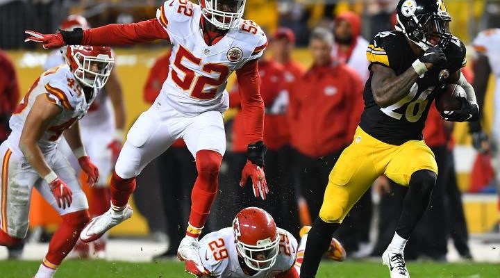 Steelers vs Chiefs