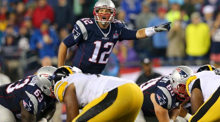 Steelers vs Patriots