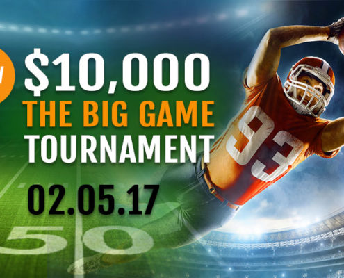 WinView $10,000 Super Bowl Tournament