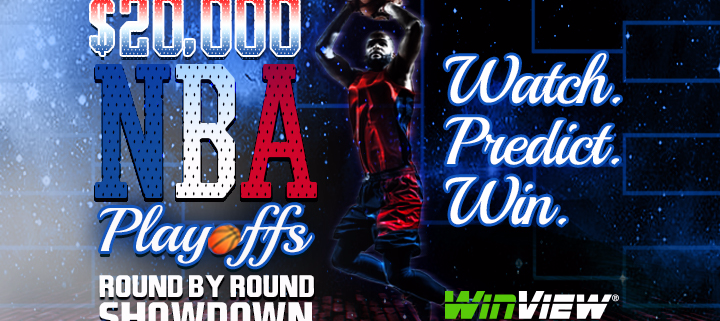 WinView NBA Playoffs $20K Showdown