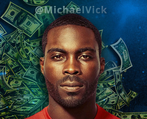 $1K Mike Vick Giveaway